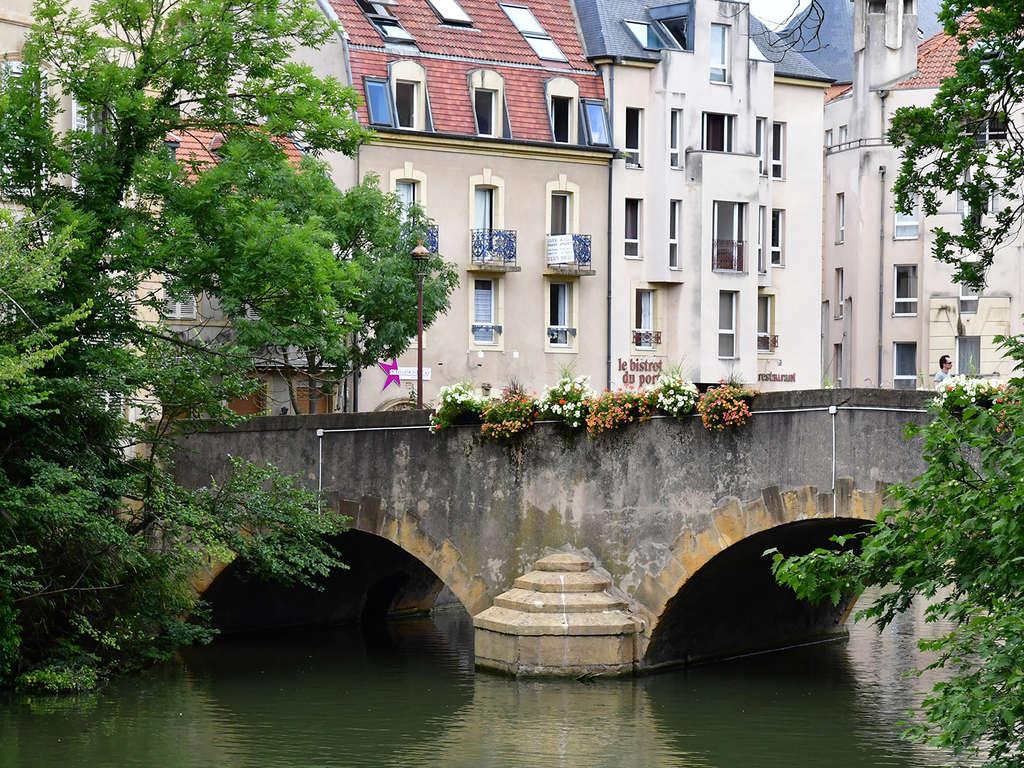 Séjour Lorraine - Découvrez Metz et séjournez au coeur de la ville  - 3*