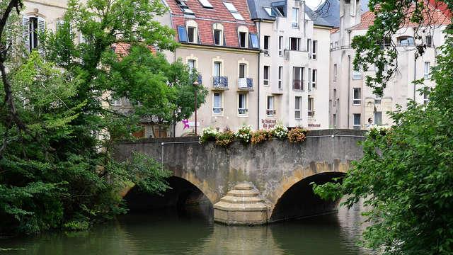 Découvrez Metz et séjournez au coeur de la ville