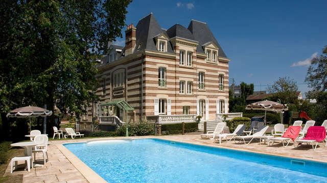 Escapada a Cabourg con tratamientos de 50 minutos en el Thalasso Deauville