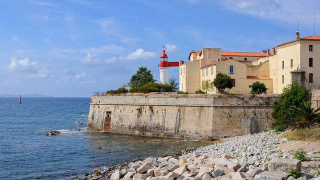 Week-end en studio vue mer à côté d'Ajaccio