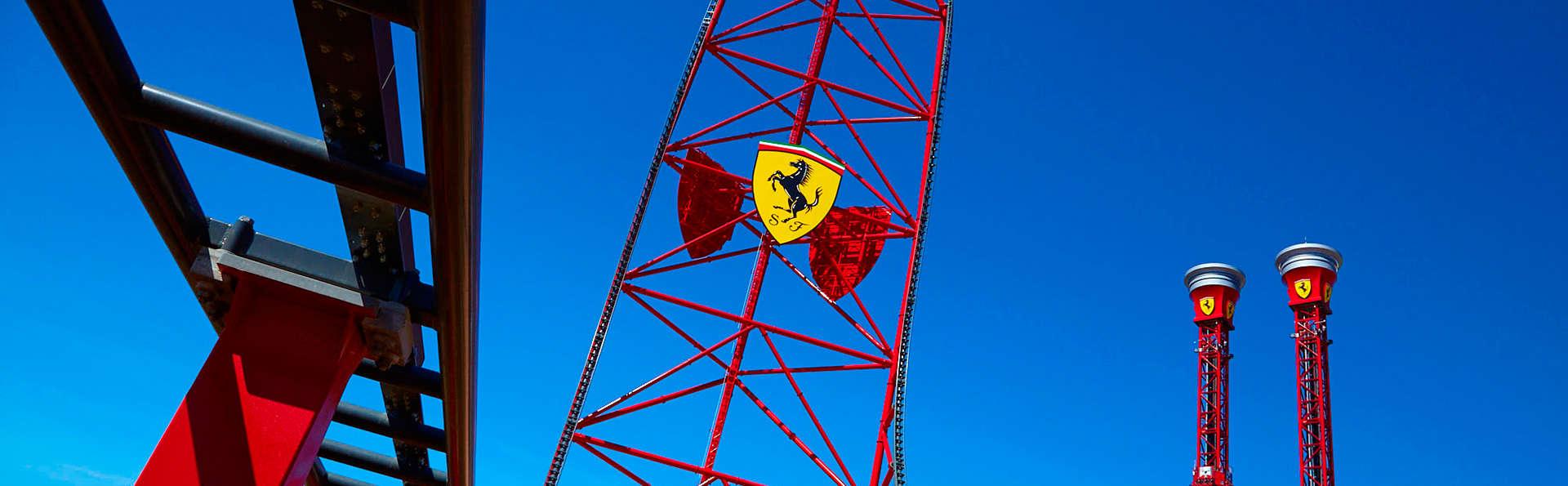 Spécial aventure : découvrez le nouveau parc Ferrari Land et Port Aventura (à partir de 2 nuits)