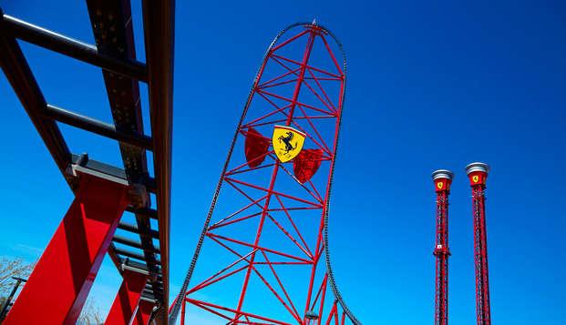 Alla scoperta del nuovo parco Ferrari Land e Port Aventura (da 2 notti)