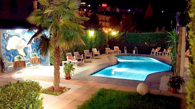 Soggiorno romantico perfetto per rilassarsi a Tabiano Terme
