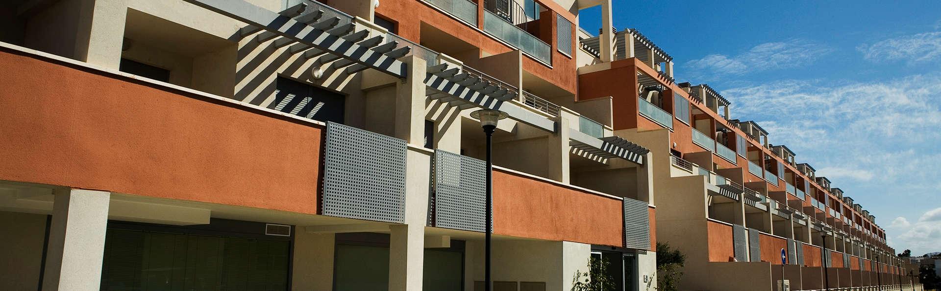Apartamentos marina rey 3 vera playa espagne - Apartamentos marina rey vera booking ...
