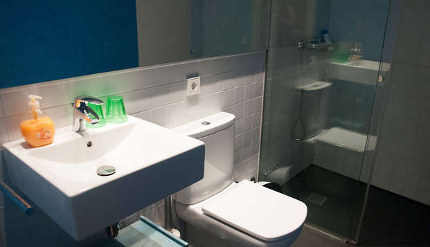 Can Bo de Pau - bathroom