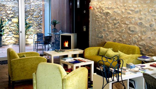 Can Bo de Pau - Lounge