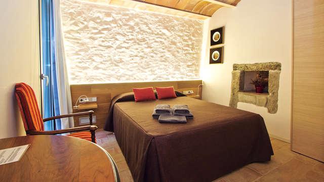 Para enamorados: Escapada romántica en un antigua casa de época en Salt (Girona)