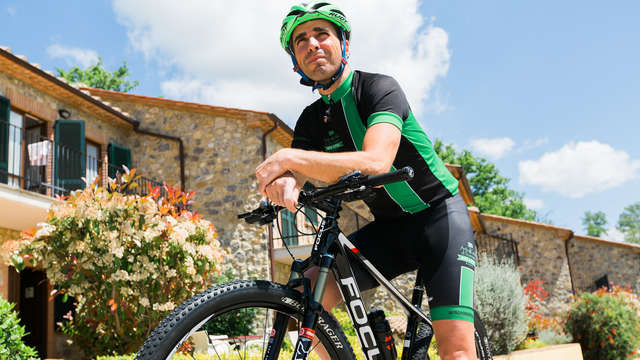 2 nuits en demi-pension avec accès au spa et location de vélos inclus