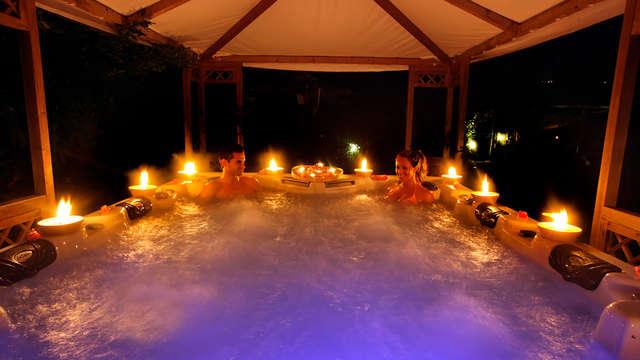 Offerta benessere in bellissimo casale in Toscana con spa
