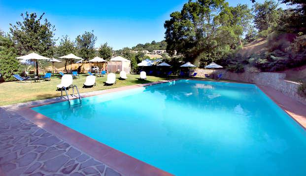 Relaxen in een resort in het groene Toscane (vanaf 2 nachten)