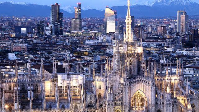 Weekend in suite di un hotel in posizione centralissima a Milano
