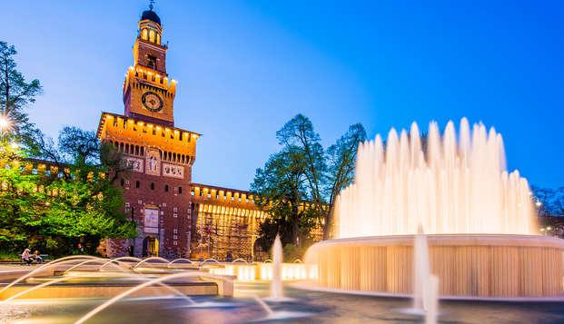 Week-end à Milan dans un hôtel artistique du centre-ville