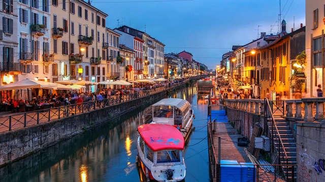Week-end   à Milan, dans un élégant hôtel 4 étoiles