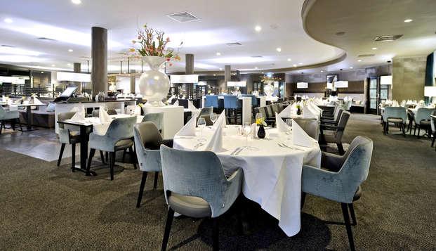 Luxe, comfort en culinair genieten in Amersfoort (vanaf 2 nachten)