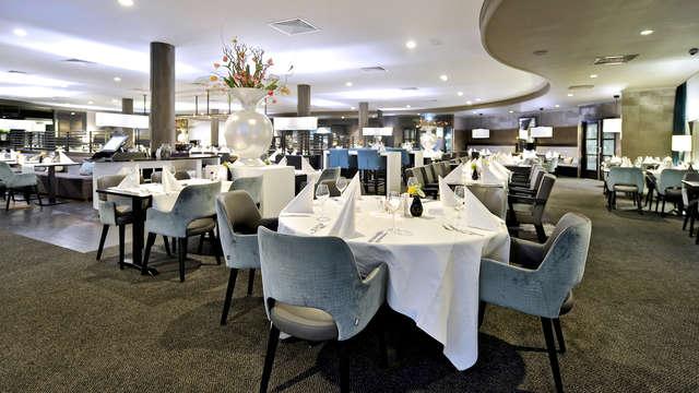 Luxe, confort et plaisir culinaire à Amersfoort (à partir de 2 nuits)