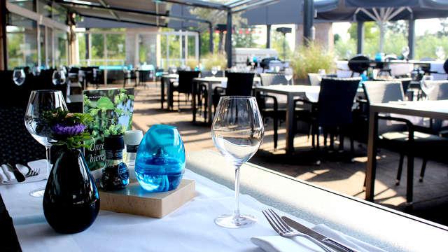 Comfort, ontspanning en een 2-gangen diner in Leusden (vanaf 2 nachten)