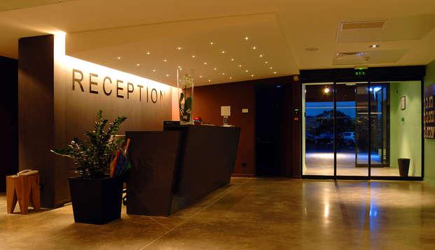 Best Western PLUS Hotel Gergovie - Reception
