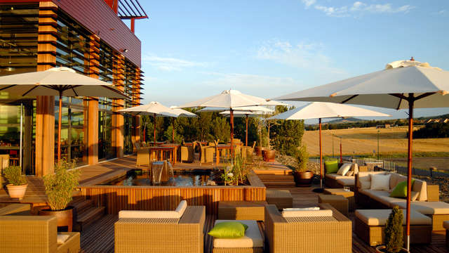 Best Western PLUS Hotel Gergovie - Terrace