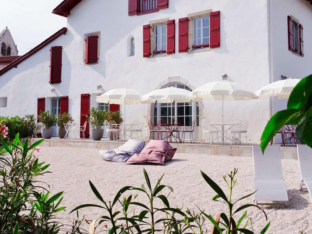 Séjour Ahetze - Week-end détente à proximité de Saint-Jean-de-Luz  - 3*