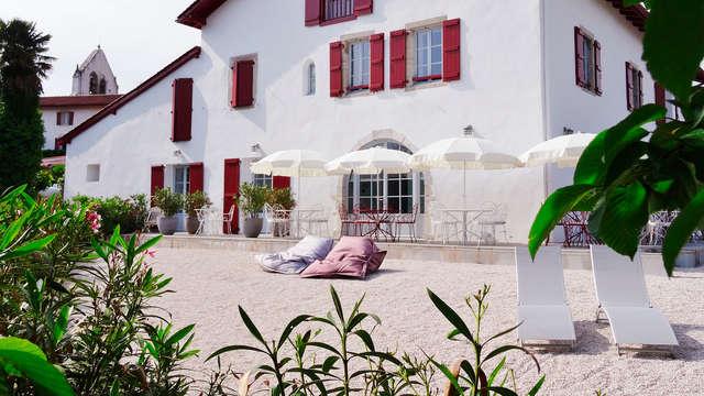 Escapada relax en habitación clásica cerca de Saint-Jean-de-Luz
