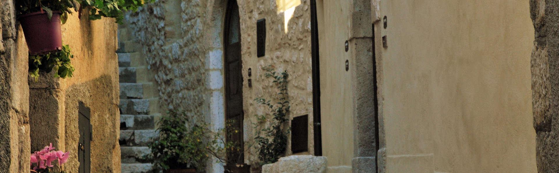 Séjour de charme dans un ancien village médiéval près de Frosinone