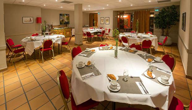 Week-end détente avec dîner à Mulhouse