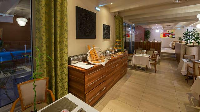 Hotel Golden Tulip Mulhouse Basel