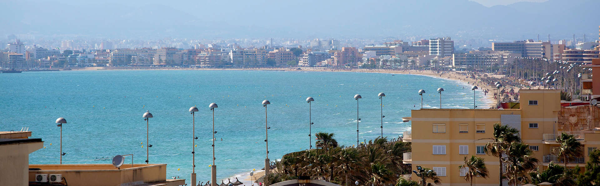 Escapade à Palma de Majorque dans un hôtel près de l'aéroport