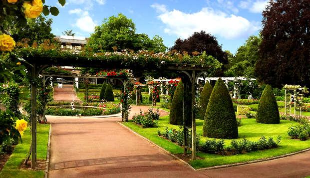 Residhome Clermont Gergovia - Garden