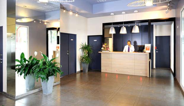 Residhome Clermont Gergovia - Reception