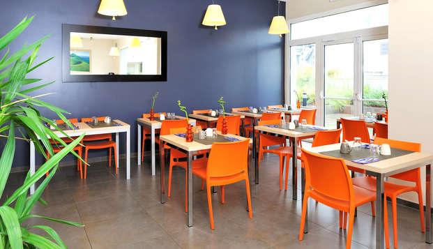 Residhome Clermont Gergovia - Restaurant