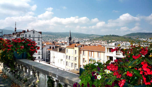 Residhome Clermont Gergovia - view