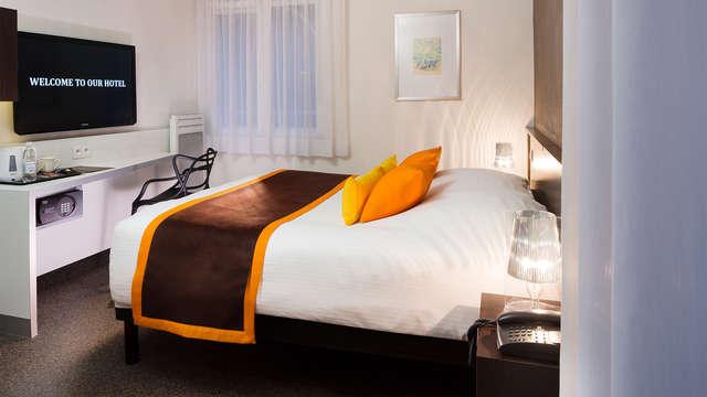 Hotel Le Bugatti