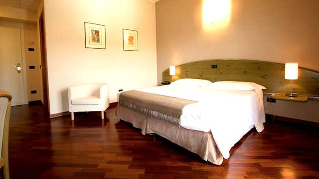 Tranquillità e comfort a due passi da Parma