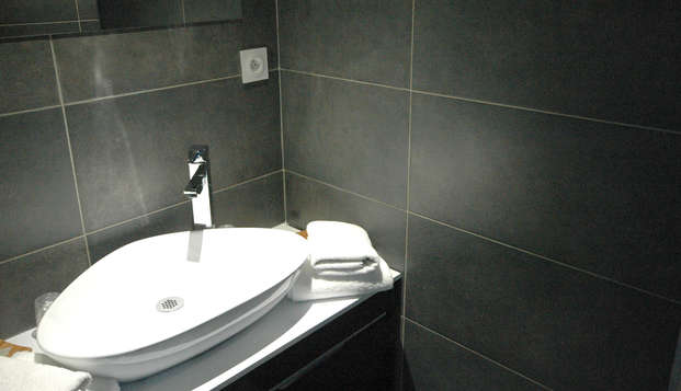 Hotel restaurant La Pecherie - Bathroom