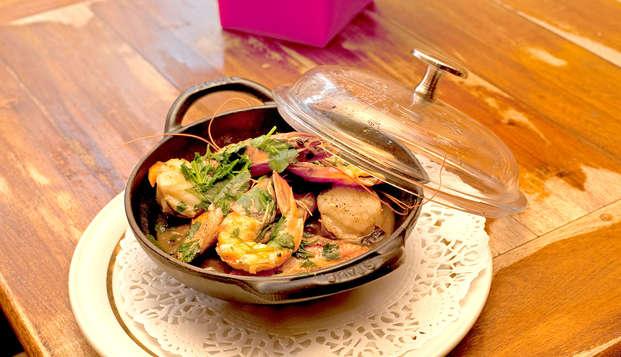 Hotel restaurant La Pecherie - Diner