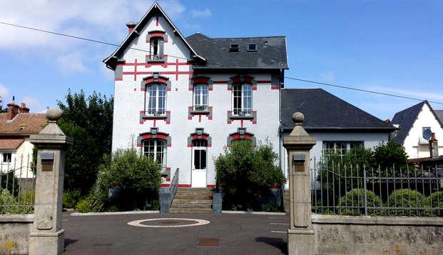 Hotel restaurant La Pecherie - Front