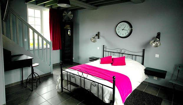 Hotel restaurant La Pecherie - Room