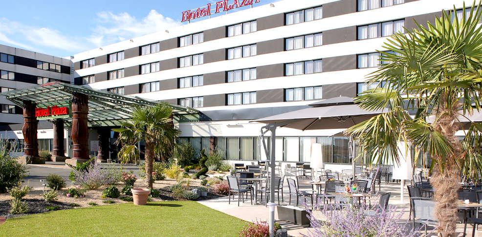H tel plaza site du futuroscope 4 chasseneuil du for Site hotel en ligne
