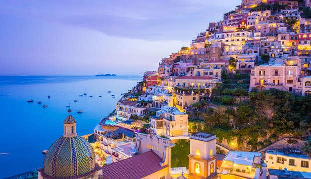 Chambre exécutive avec vue sur la mer à Positano