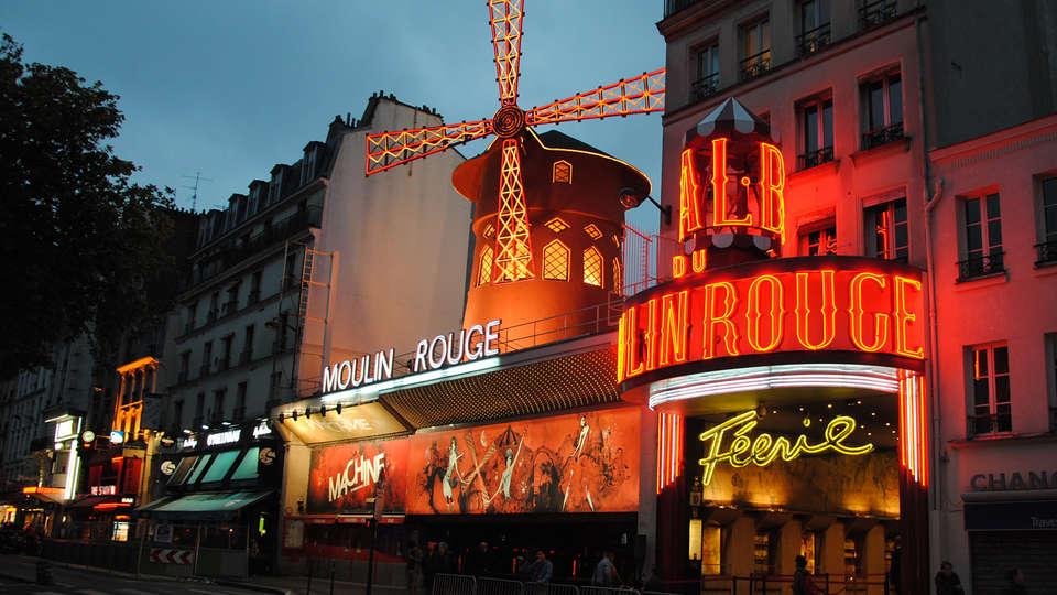 Hôtel Median Paris Congrès - edit_Cabaret_Moulin_Rouge.jpg