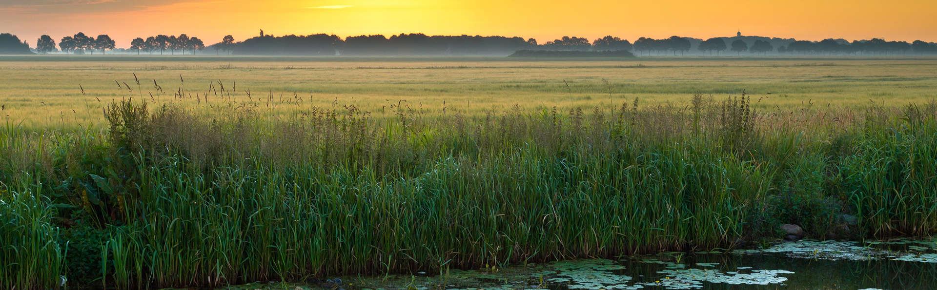 Mini-vacances à Zuidlaren dans le province de Drenthe (à partir de 2 nuits)