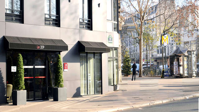 Parenthèse contemporaine dans le 12e arrondissement de Paris