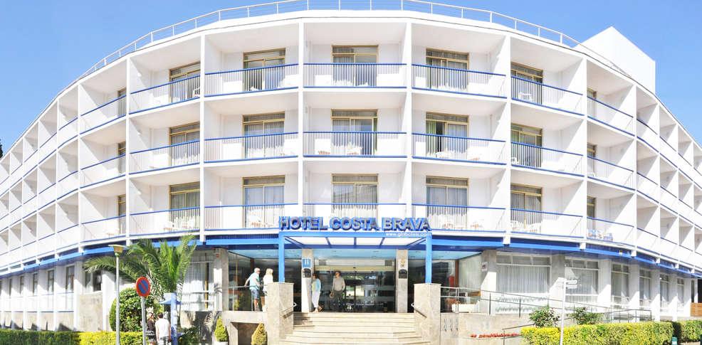 Hotel costa brava 3 tossa de mar espagne for Reservation hotel en espagne gratuit