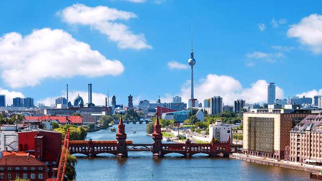 Weekendje weg in een gezellig centraal hotel en ontdek het geweldige Berlijn