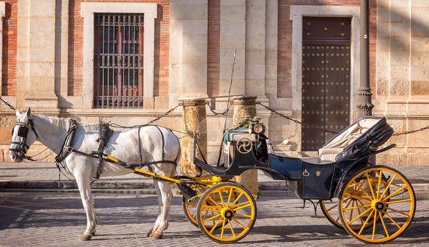 Due giorni romantici in carrozza ad Alghero