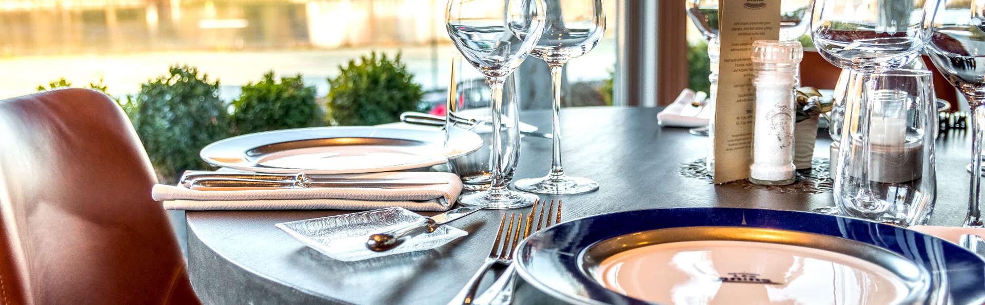 Plaisir culinaire et relaxant dans un hôtel de luxe 5* près de Bruxelles