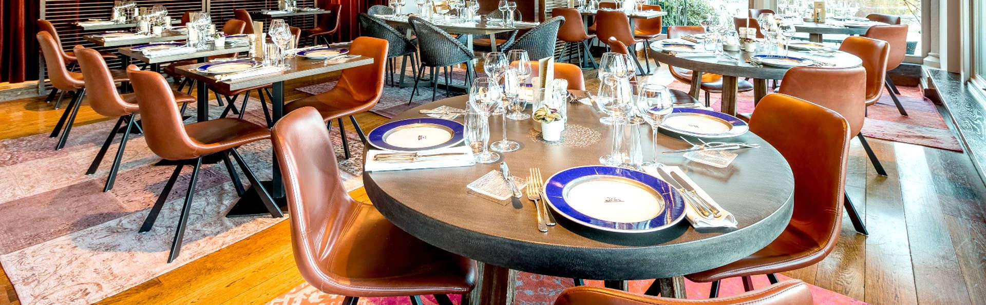 Plaisir culinaire et relaxant dans un hôtel de luxe 5* près de Bruxelles (à partir de 2 nuits)