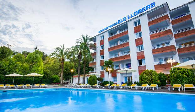 Escapada en un apartamento totalmente equipado en Lloret de Mar