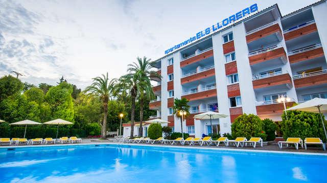 Week-end en appartement entièrement équipé à Lloret de Mar